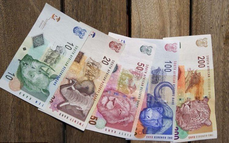 Les «Big Five » sont le symbole de l'Afrique du Sud et ses géants sont représentés au recto des billets de banques locales.